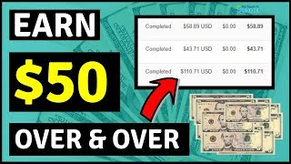 Earn $35 - $50 In PayPal Money Over And Over 🔥🔥🔥