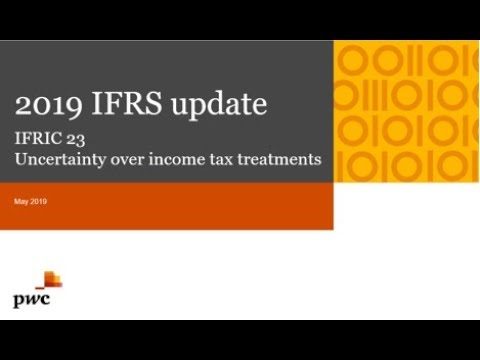 PwC IFRS Update: IFRIC 23 - Uncertainty Over Income Tax Treatments