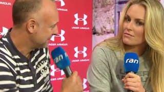 Buschi geht ran: Lindsey Vonn im Interview