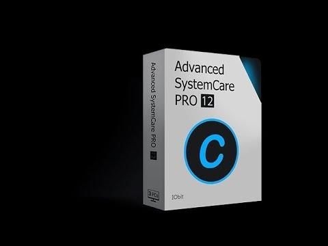 Advanced SystemCare 12 pro + License key 2019