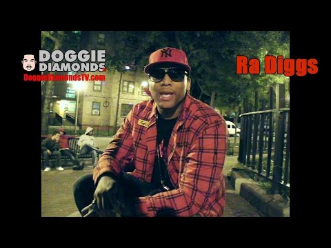 Ra Diggs Lost Interview: Talks Misconceptions Of Being A BLOOD, Making Revolutionary Music!