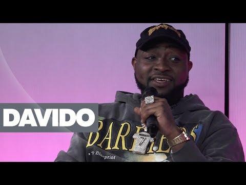 Davido On Chris Brown + Lil Baby in Nigeria + Best Jollof