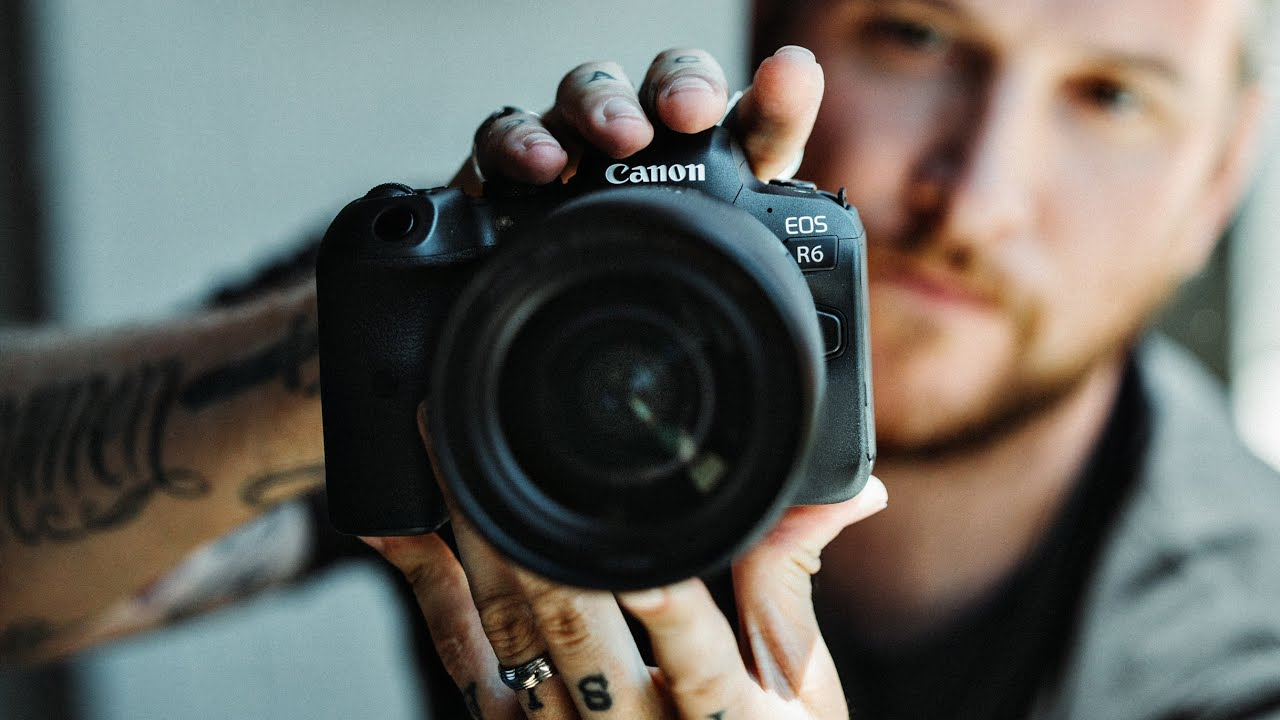 The Canon EOS R6 - Hands On Review