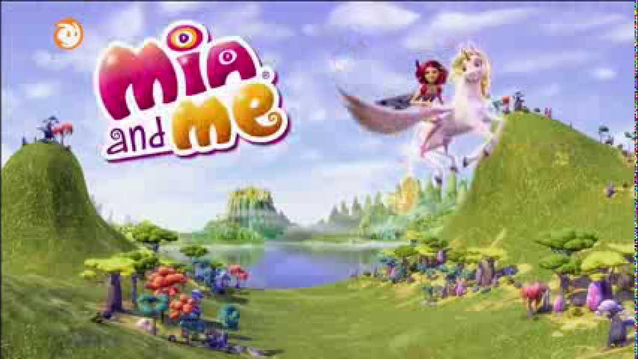 Mia and me Abenteuer in Centopia Eröffnungslied gesungen auf Deutsch in HD Qualität opening