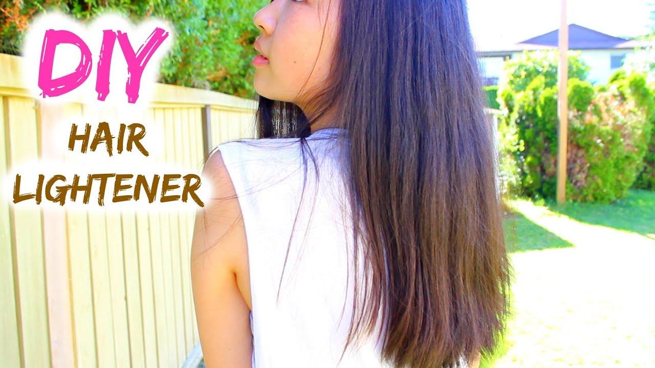 Natural Hair Lightener For Guys