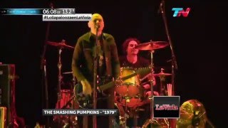 "THE SMASHING PUMPKINS ""1979""  LOLLAPALOOZA ARGENTINA 2015"