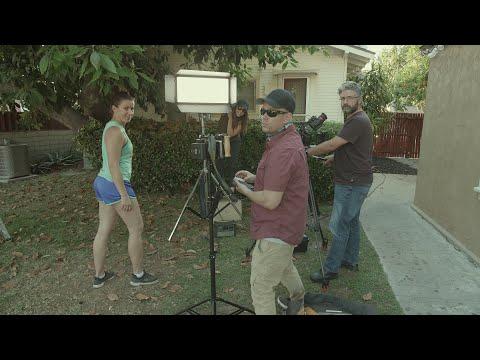Rotolight Titan X2: DP Alicia Robbins Using ONLY One Light