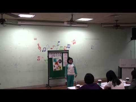 105年英語說故事四年級 - YouTube