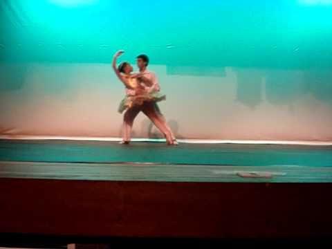 """Ballet  Pamela Lima-Festival 2010-""A Bela E A Fera"""
