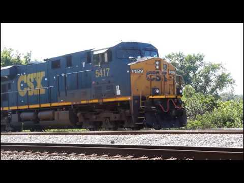 Cincinnati & Marion Railfanning