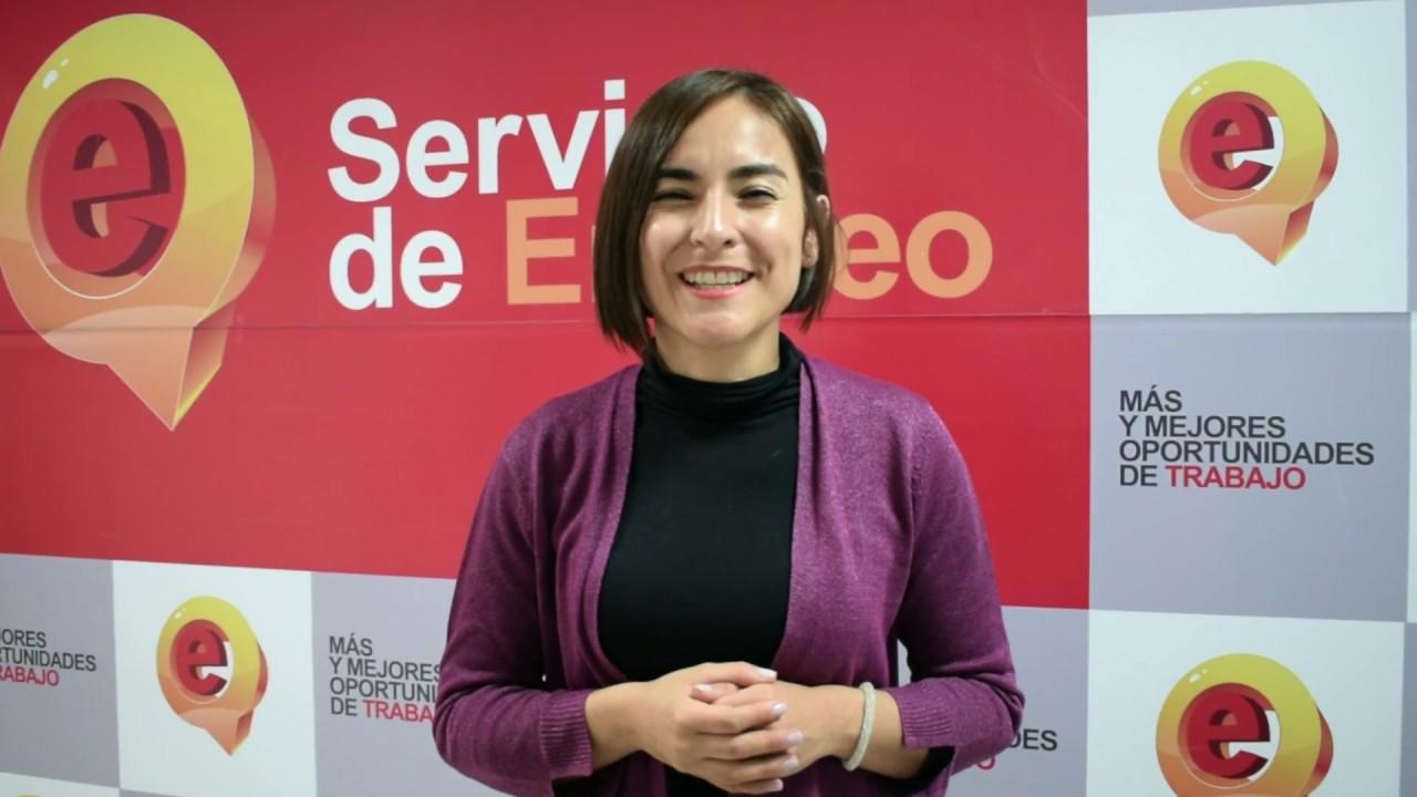 Directora de la Unidad del Servicio Público de Empleo, Angi Velásquez  explica que #TrabajoDecenteEs - YouTube