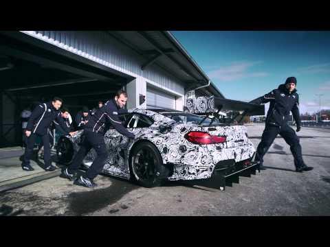Making of... BMW M6 GT3 - BMW Motorsport.