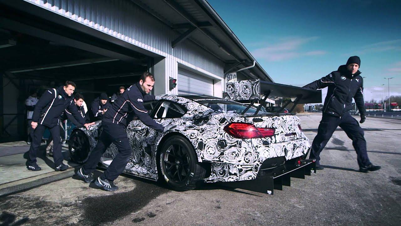 Bmw M6 Gt3 >> Making of... BMW M6 GT3 - BMW Motorsport. - YouTube
