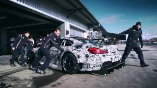 BMW M6 GT3 2016 Videos