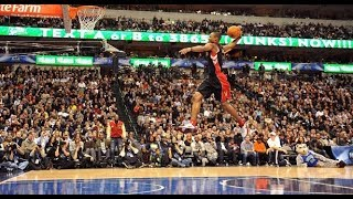 NBA Longest Dunks