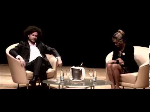 Tracey Emin e Philip Larratt-Smith