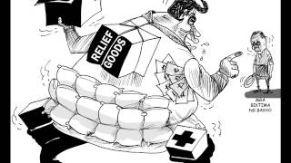 Daily Editorial Cartoon by Bladimer Usi