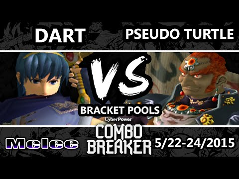 Combo Breaker - Dart (Marth) Vs. Pseudo...