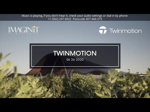 Twinmotion: June 26