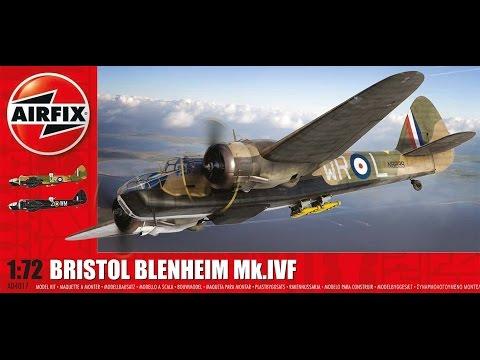 Airfix 1/72 Bristol Blenheim MK.IV - (Part 4)