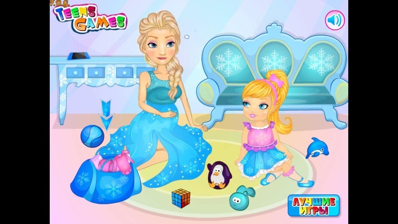 Бесплатная игра про школу для маленьких девочек и мальчиков