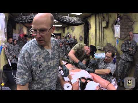 U.S. Army Forward Surgical Team