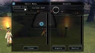 Avabel Online Samurai skills+EX