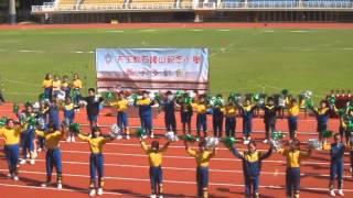 二零一五年石鐘山紀念小學親子運動會 5C 班啦啦隊表演