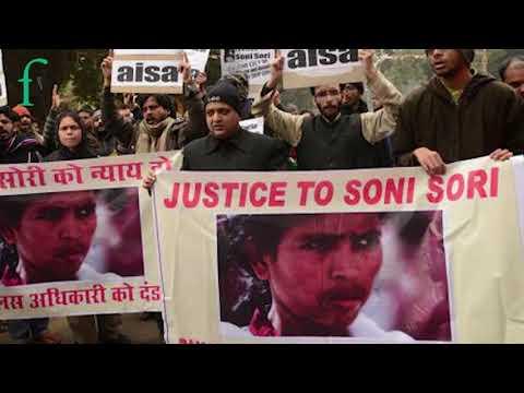 2018 Front Line Defenders Asia Regional Award Winner - Soni Sori, India
