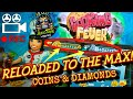 COOKING FEVER OFFLINE W/ MAX DIAMONDS & COINS | TUTORIAL | JEEGame Vision