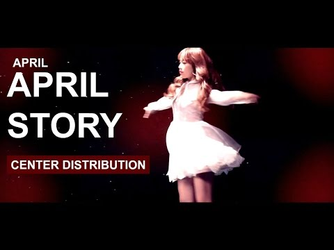 APRIL - April Story - Center Distribution