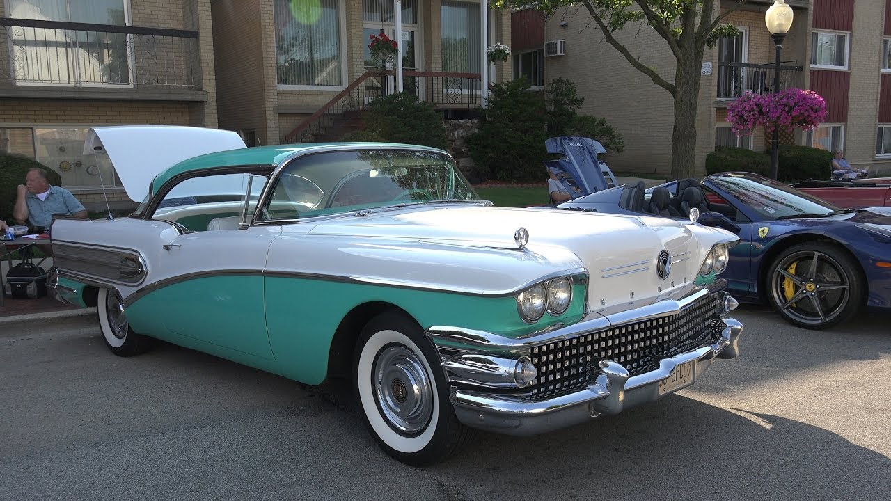 1958 buick special great grill impressive 4k classic cars walk around youtube - Classic car pics ...