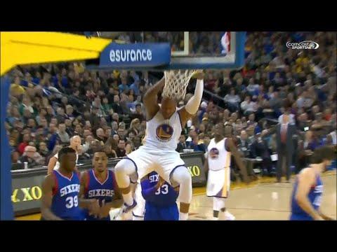 Warriors 2014-15 Season: Game 30 vs. 76ers