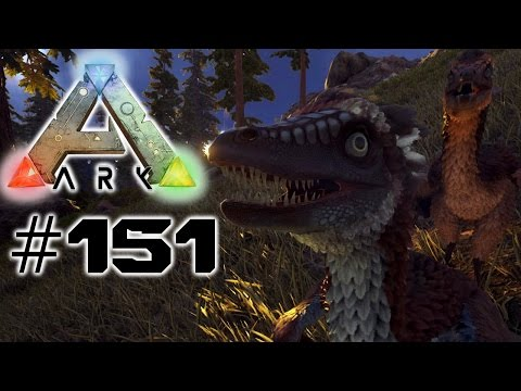 Ark Survival Evolved #151 - Archaeopteryx zähmen & wir werden gejagt! | LP Together Ark Deutsch