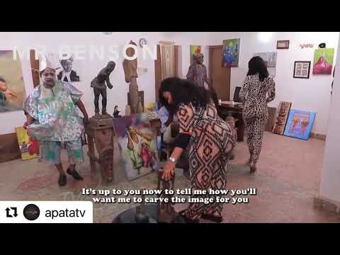 Download MR BENSON starring segun ogungbe, odunlade adekola, wunmi ajiboye, okele usman