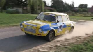 37. SVK Rally Příbram 2016 | 113 | Radek Touš - Lukáš Hronek