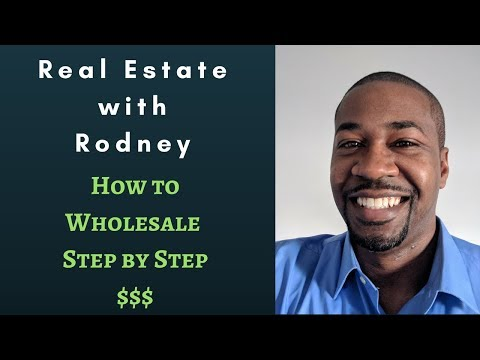 2 Steps to Close Your First Wholesale Real Estate Deal Quickly