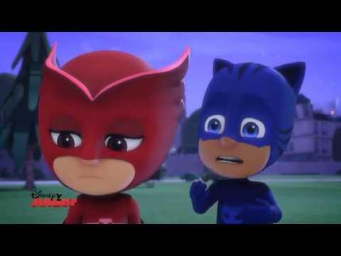 PJ Masks Super Pigiamini - Ce l'abbiamo fatta! - Dall'episodio 03