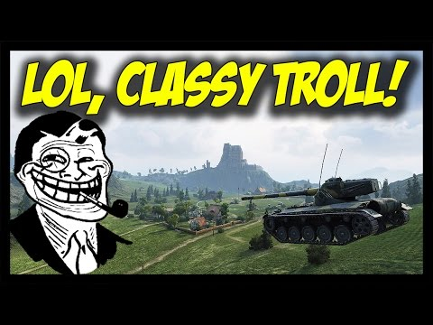 ► World of Tanks: LOL, Classy Troll! :D - RNGesus #37