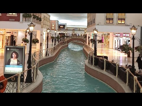 Villagio Mall Doha Beautiful Location