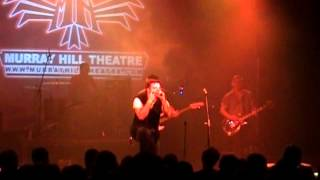 Sent By Ravens - Need it Today @ Murray Hill Theatre (03-03-2012)