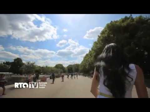 Репортаж про ЮИК  Russian Travel Guide TV