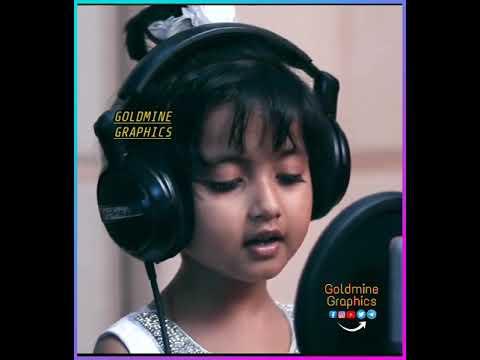 jo-bheji-thi-dua-cute-little-girl-voice-#soul-#goldminegraphics-#goldminestatus-#feel-#love-#shorts