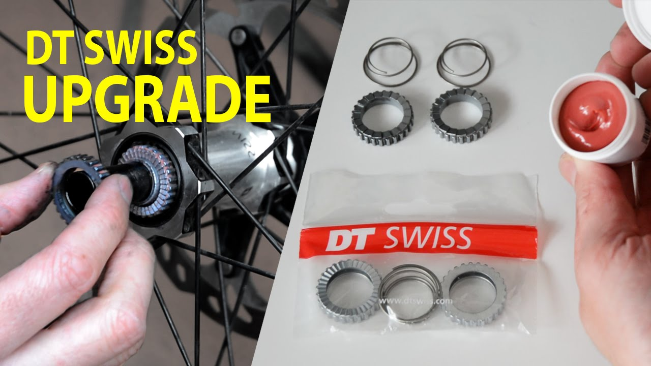 Dt Swiss Star Ratchet Upgrade Pure Sound Double The