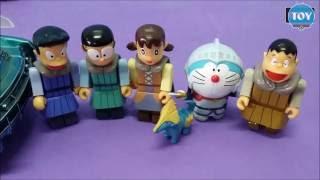 Đồ chơi Doremon - Nobita giải cứu Shizuka Xuka bị bắt cóc