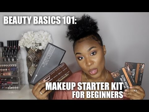 Makeup Starter Kit for Beginners  | WOC Friendly
