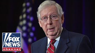 Mitch McConnell embraces 'grim reaper' nickname given by liberals