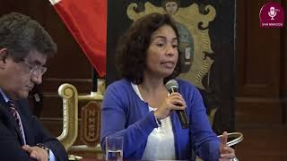 Tema:Alianza estratégica rumbo al Bicentenario de la República.