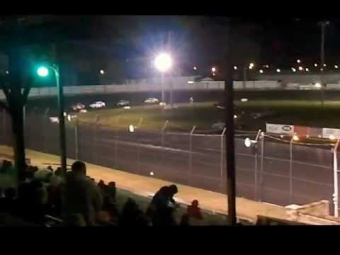 Algona Raceway Hornet Feature 4/21/12