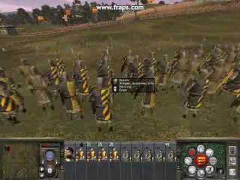 Saxons And Normans